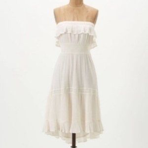 Anthropologie HD In Paris Sunny Repose Boho Dress